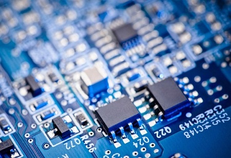 Electronic Components Giving A Digital Nudge