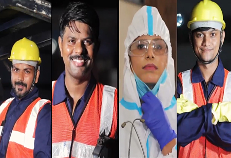 Euro Safety Group launches #AzaadiFikrSe campaign to salute the spirit of workplace warriors