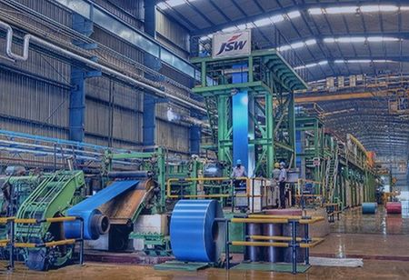 JSW Group integrates Large Project divisions of Steel & Cement businesses