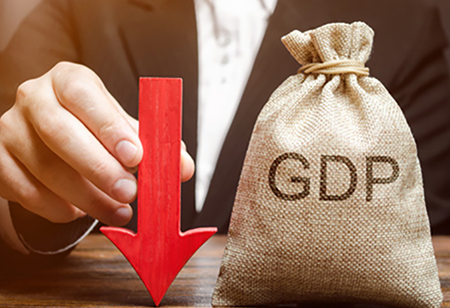Moody's Forecasts Indian GDP Growth to Drop to 2.5 percent in 2020