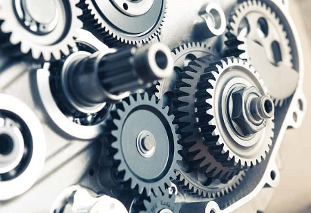 Gears: Driving the Train of Mechanical Power