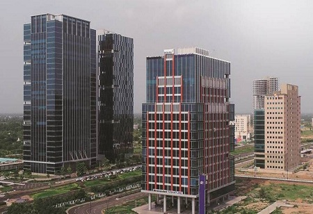 10 Lakh Sq Ft Area Allotted to Savvy Infrastructure by GIFT City