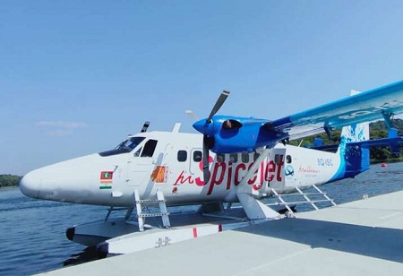 Government Plans to Build Seaplane Infrastructure
