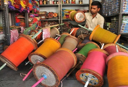 Kite Makers Approach High Court to Protect their Business