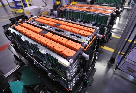Li-ion unit of Suzuki and Toshiba to be turned into Export Hub