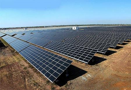 Adani Green Energy Flags Off 100 MW Solar Power Unit