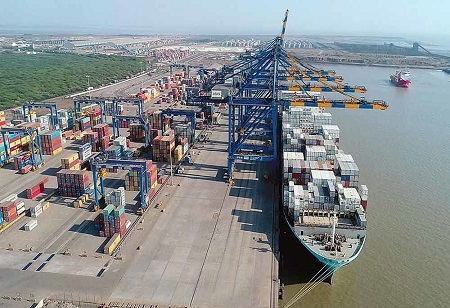India to Invest Rs 6 Lakh Crore in Ports by 2035: PM