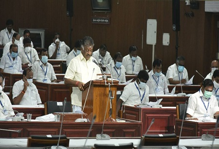 Tamil Nadu Budget: Fiscal Deficit Widens by 5 Per Cent