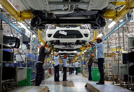 Automotive Sector Growth Stays Strong in February