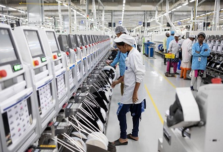 Foxconn's India Unit to Go Public