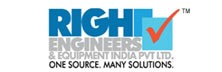 Right Engineers and Equipments