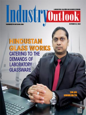 Hindustan Glass Works Catering To The Demands Of Laboratory Glassware