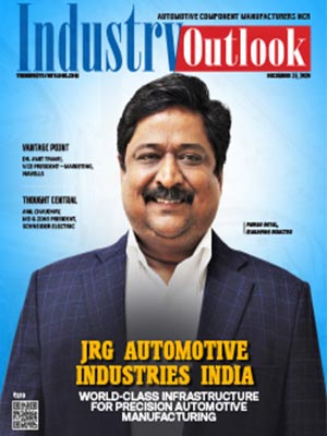 JRG Automotive Industries India: World-Class Infrastructure For Precision Automotive Manufacturing