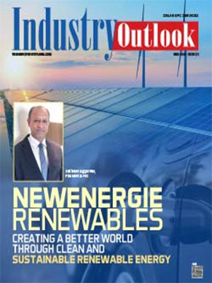 NewEnergie Renewables: Creating A Better World Through Clean And Sustainable Renewable Energy