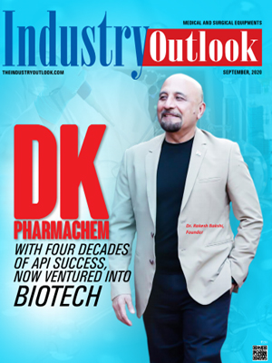 DK Pharmachem Delivering Quality, Consistent API & Intermediates For Decades