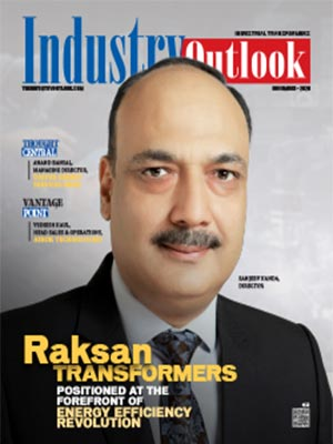 Raksan Transformers: Positioned At The Forefront Of Energy Efficiency Revolution