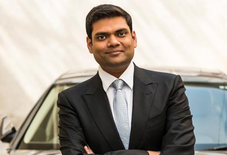 Vipul Jain, CEO, Advancells