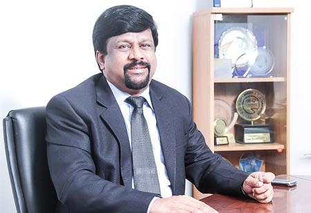 Syed Sajjadh Ali, Managing Director - India, Electrical Sector, Eaton