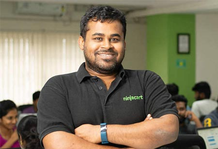Thirukumaran Nagarajan, Co-founder and CEO, Ninjacart