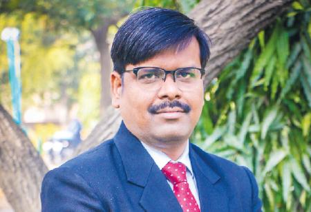 Ajay Yadav, Head IT (North) - Arshiya Rail Infrastructure