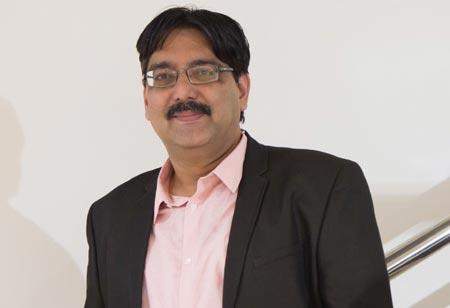 Mahesh M, CEO of Creaticity at Deepak Fertilizers & Petrochemicals Corp. Ltd