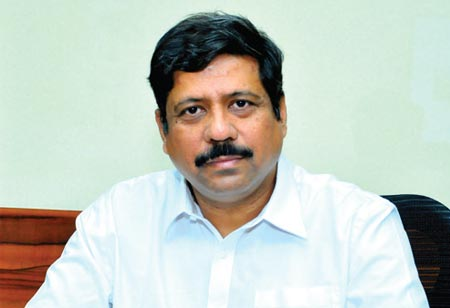 Rajesh Khosla, President & CEO of AGI