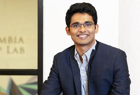 Sushant Reddy, CEO & Co-Founder, Arvi