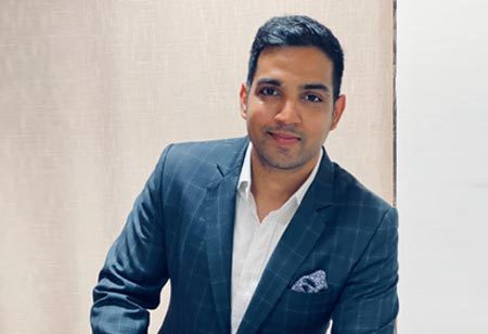 Animesh Singh Rao, Co-Founder, The RR Group