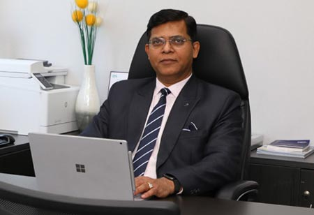 Manoj Parekh, Managing Director, OCS Group India