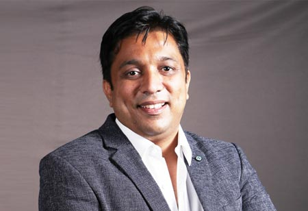 Sangeet Kumar, Founder & CEO, Addverb