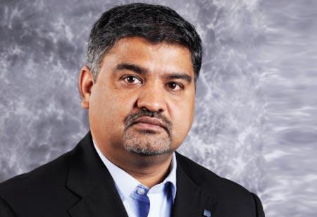 Sanjeev Sirsi, Associate Vice President, GRUNDFOS