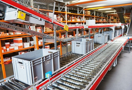 Material Handling - A Crucial Intermediary in Manufacturing Sector