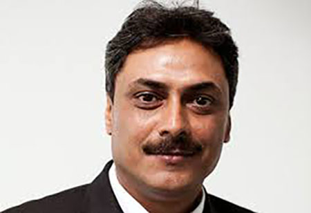 Amitabh Ray, Managing Director, Ericsson