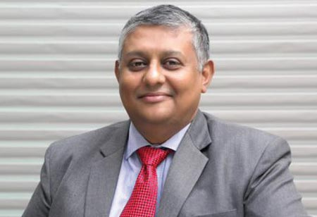 Sumit Mitra, Director for Industrial Business, SKF India