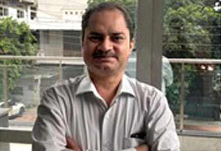 Ashok Prasad, Co-founder of Unnati