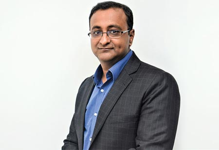 Sameer Mahapatra, VP & Country Sales Head- India and SAARC, Aeris Communications