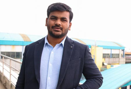 Abhishek Chandrashekar, CEO and Co-Founder, Royal Brothers