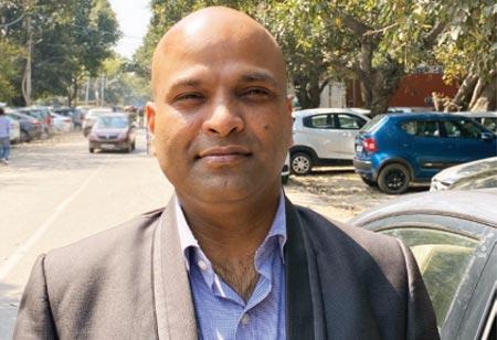 Amit Bhatnagar, Founder, Swasthgram Foundation (Shudhvayu Innovation)