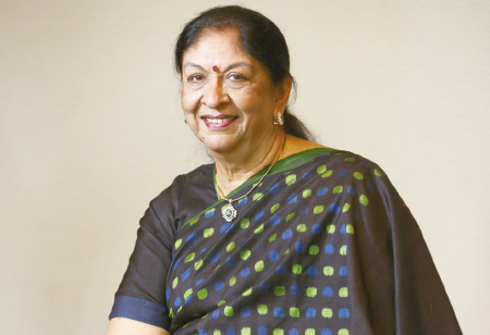 Radha Bhatia, Chairperson Founder member of the World Travel & Tourism Council India Initiative and Chairman of the Council