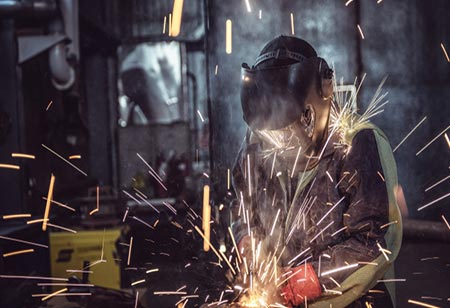 Manufacturing Sector Hobbles Back to Life