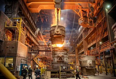 How Adopting Hydrogen Can Help Steel Industry