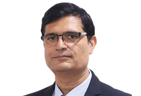 Ashwani Awasthi, Managing Director - RICS School of Built Environment