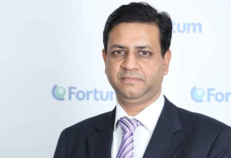 Manoj Gupta, VP-Solar and Waste to Energy Business, Fortum India Pvt Ltd
