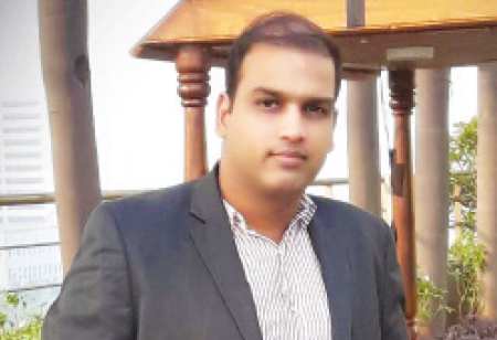 Sourabh Tiwari, CIO & Head - IT, OVERSEAS INFRASTRUCTURE ALLIANCE