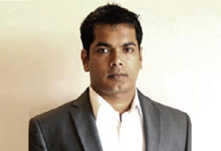 Sudeep Nadukkandy, CEO and Co-founder, WaterScience