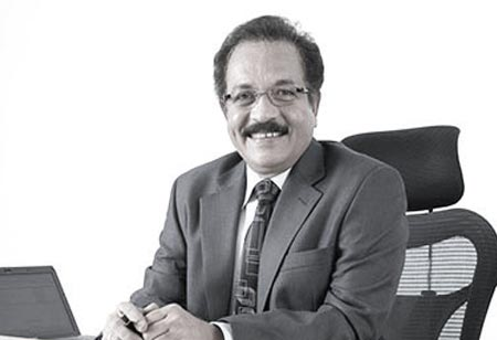 K S Sudhakaran, Chairman & Managing Director, SANPAR Industries India