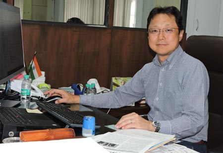 Dr. Hisahiro Nishimoto, Director, Division Manager-Factory Automation & Industrial Division, Mitsubishi Electric India Pvt.Ltd