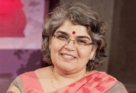 Gayathri Vasudevan, Executive Chairperson and Cofounder of LabourNet