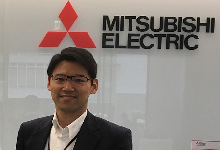 Masaya Takeda, General Manager CNC Systems, Mitsubishi Electric India Pvt. Ltd.