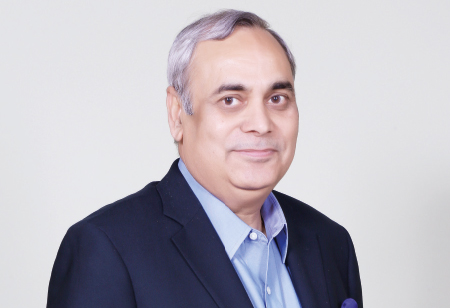 Anil Chaudhry, MD & Zone President, Schneider Electric